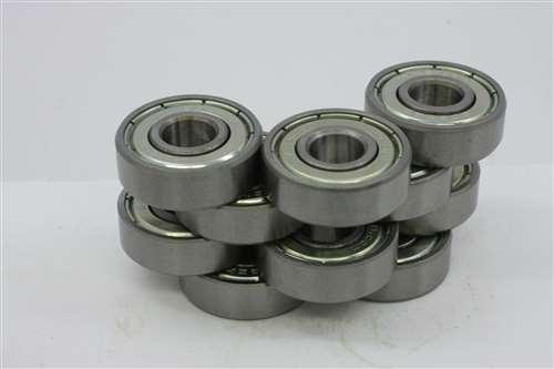 Wholesale Lot 10 Bearings 3x6 Ceramic 3x6x2.5 Shielded