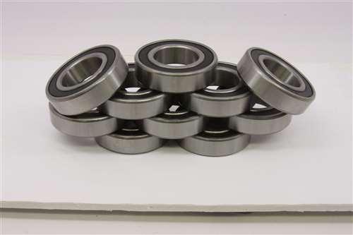 698-2RS Sealed Bearing 8x19x6 Miniature Ball Bearings
