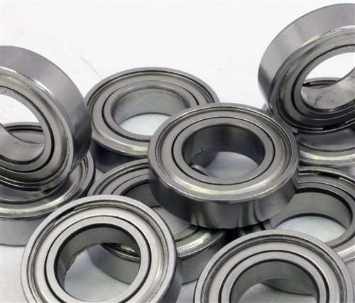"10x 1621 ZZ Metal Shielded Radial Ball Bearingss 1//2/"" x 1-3//8/"" x 7//16/"""