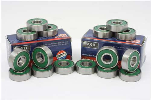 Wholesale 100 608 Skateboard// Skate//// Bearings Bearings