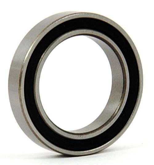 17287-2RS Bearing 17x28x7 Si3N4 Ceramic Sealed Ball Bearings