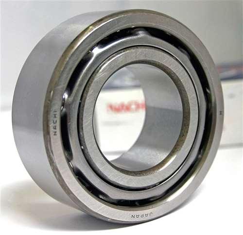 Nachi Double Row Angular Contact Ball Bearing 17mmx40mmx17.5mm Qty-4 5203ZZBV2S