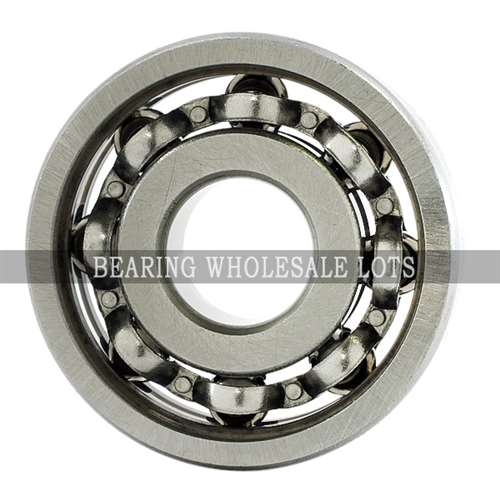 35mm OD 62mm Width 14mm 6007-2RZ Radial Ball Bearing Double Shielded Bore Dia