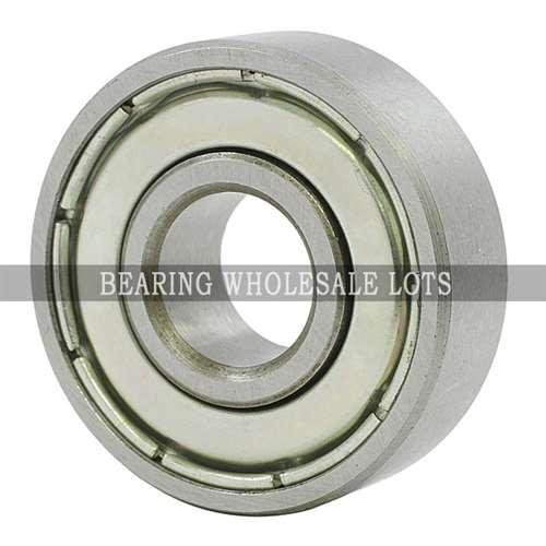 18 mm Width 60 mm Bore ID NTN Bearing 6012Z Single Row Deep Groove Radial Ball Bearing Single Shielded NTN   6012Z Normal Clearance Steel Cage 95 mm OD