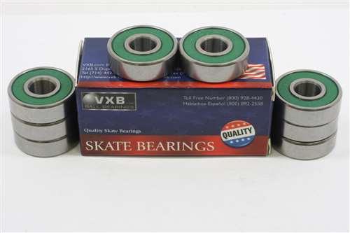 8 Skateboard Bearing 608-2RS1 Ceramic Ball Bearings VXB