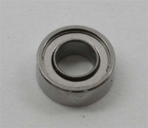 9x17 9x17x4 Stainless Steel Shielded Miniature Deep Groove Radial Ball Bearings