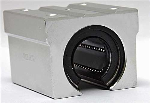 CNC Bushing 16mm Linear Balls Bearing Open Sliding Unit