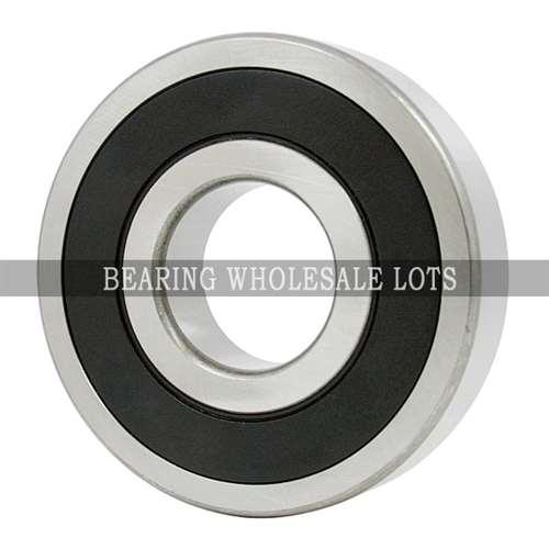Boca Bearings MR6706-2RS Radial Bearing  30mm ID 37mm OD  4mm Width  New!