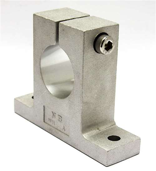 """NB Linear Systems WH4A 1//4/"""" inch Shaft Support Supporter"""