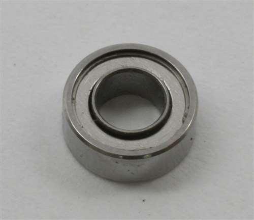 Lot of 10 Radial Ball Bearings 8x14 Sealed 8x14x4 VXB